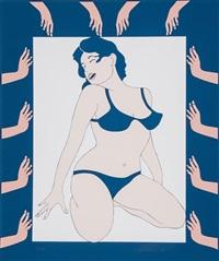 maiden (from 11 pop artists ii) by john wesley