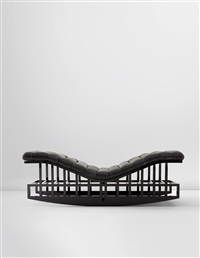 rocking chaise longue by richard meier
