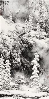 新月醉雪 by luo xiao