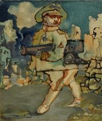 il generale by mino maccari