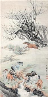 八骏图 by xu xiaoyin