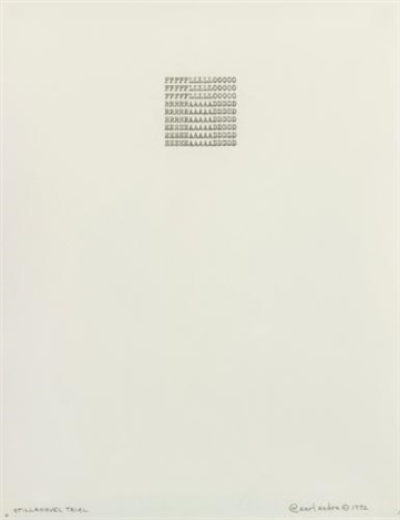 stillanovel trial by carl andre