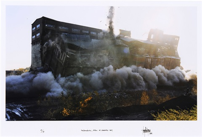 kohlenwasche ahlen 05 november 2003 by naoya hatakeyama