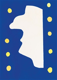 jazz: monsieur loyal by henri matisse