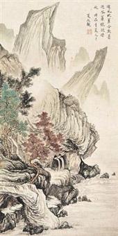 听泉 by xia jingguan