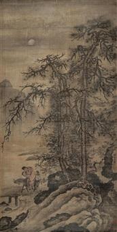 山水 (landscape) by ma shi