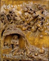 büßende magdalena by johann benedikt witz