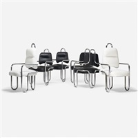 chairs (set of 6) by kwok hoi chan