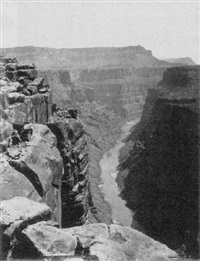 grand canyon, colorado river, ariz. by john k. hillers