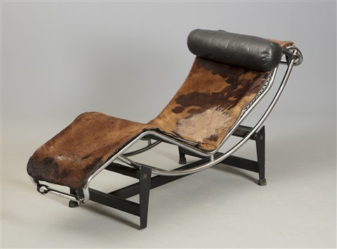 Lounge Chair Lc4 By Le Corbusier