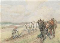 the plough team by nathaniel hughes john baird