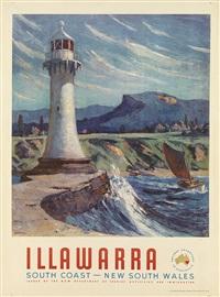 illawarra/south coast - new south wales by julian richard ashton