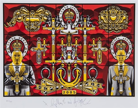 south africa by gilbert and george