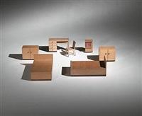 furniture samples by pipsan saarinen swanson and eliel saarinen