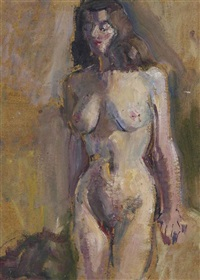 nude by euan uglow