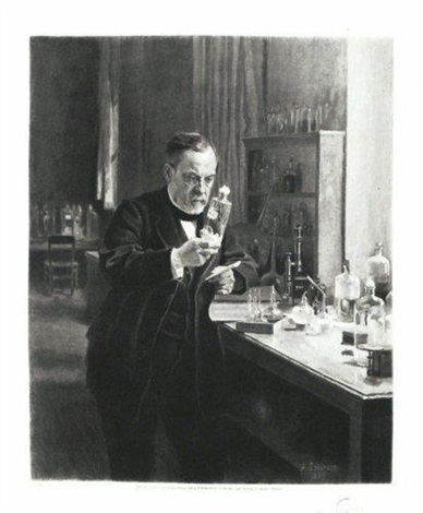 pasteur by albert edelfelt