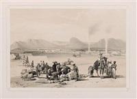 sketches in afgaunistan (bk w/25 works & title, folio) by james atkinson