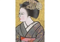 maiko by meiji hashimoto