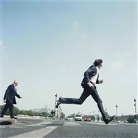 running by thierry bouet