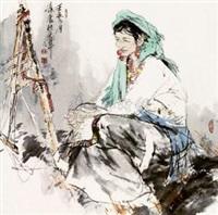 人物 by xu zhan