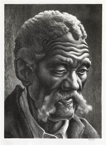 aaron by thomas hart benton