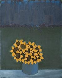 sunflower by farid abu-shakra