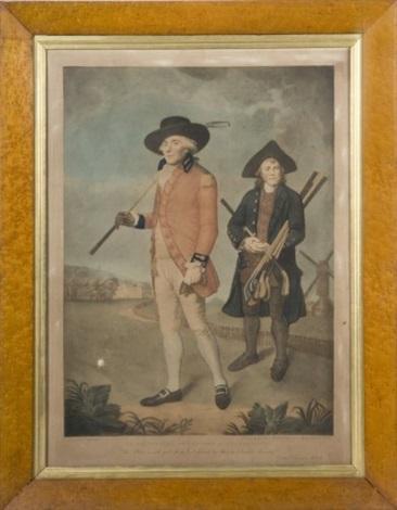 les golfeurs by lemuel francis abbott