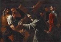 l'andata al calvario by belisario corenzio