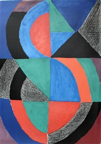 grand icon e by sonia delaunay-terk