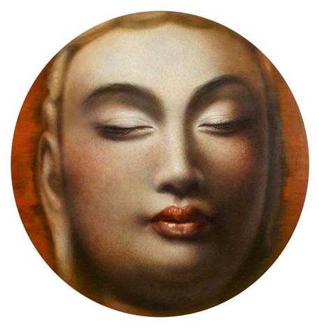 immaculate buddha by ling jian