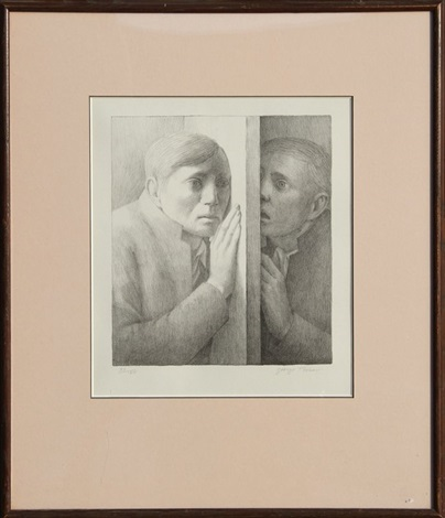 the voice by george tooker