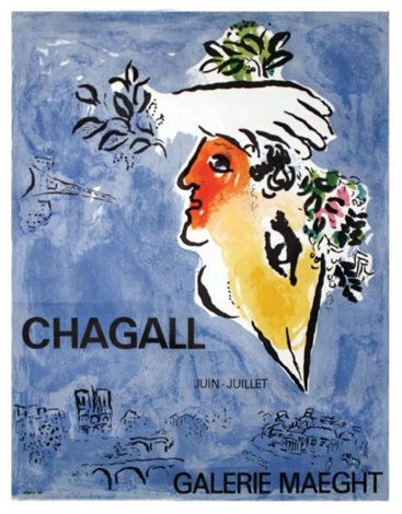 chagall galerie maeght by marc chagall