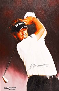 colin montgomerie by robert miller
