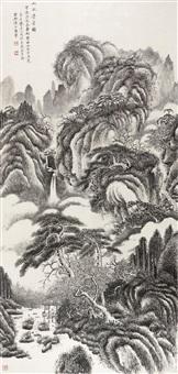 landscape by zhou chuanyu