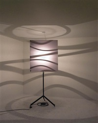 shadow lamp by olafur eliasson