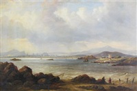a view of edinburgh by henry g. duguid