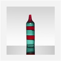 fasce orizzontale bottle by fulvio bianconi