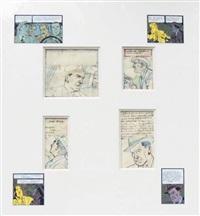 blake et mortimer, (8 works) by jacobs