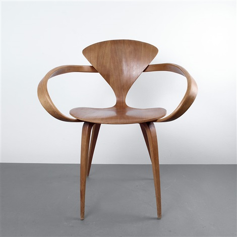 Armlehnstuhl Cherner Chair By Norman Cherner