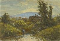 paesaggio by garzia fioresi