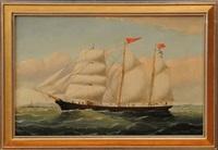 jane kilgour - capt. e. rosevear by william howard yorke