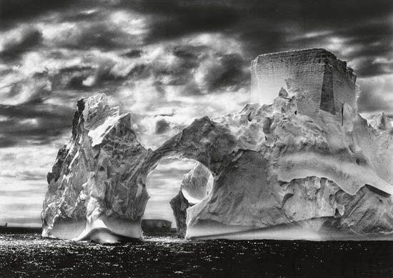 antarctica by sebastião salgado