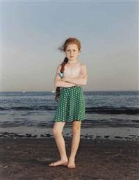 coney island, ny, july 9 by rineke dijkstra