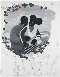 vignette no.7 by kerry james marshall