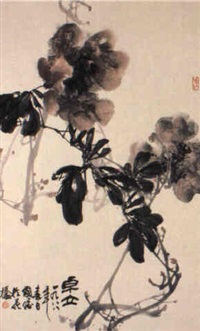 peonies by li guohan