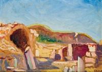 les ruines de carthage by yahia turki