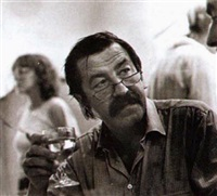günther grass, köln, 17. september 1982 by karl heinz bast