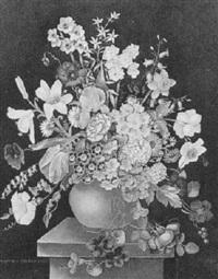 still life of flowers by dorothy gordon smith