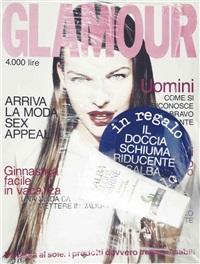 arriva la moda sex appeal (italian glamour, june 1995) by sylvie fleury