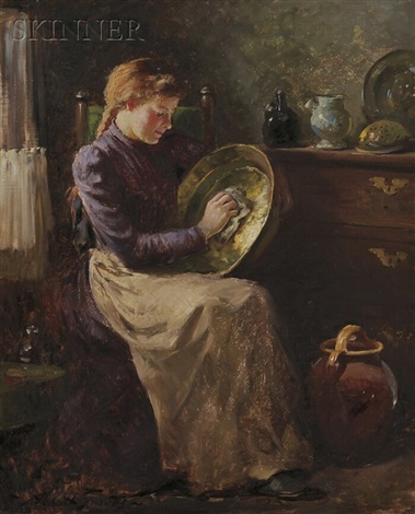 domestic quietude by abbott fuller graves